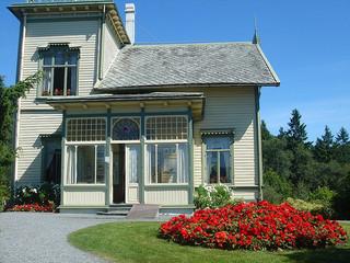 Edvard Grieg Museum Troldhaugen flickr (c) Dennis Wright CC-Lizenz