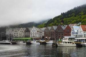 Bergen Norwegen