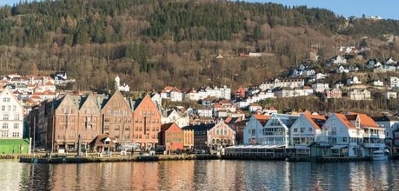 Bergen in Nowegen